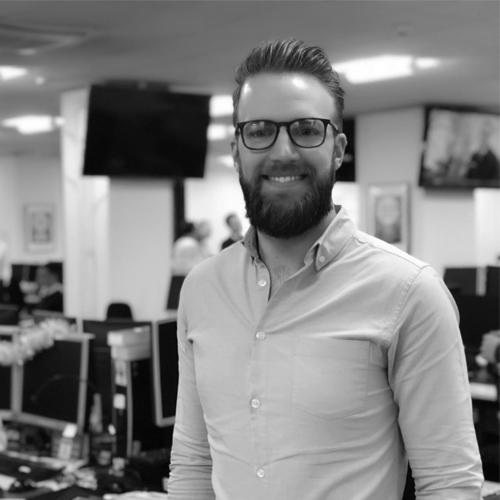 Nigel Black : Head of Marketing